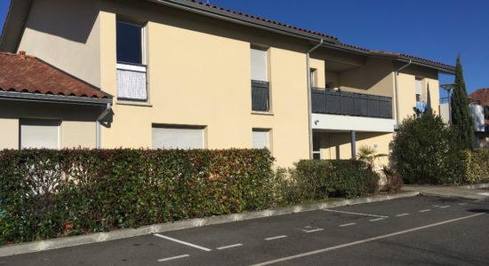 T3 Saint Alban avec jardin avec 2 parkings – 594.68 €
