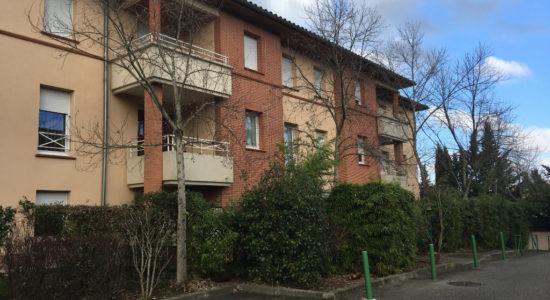 T2 Meublé Borderouge avec balcon et parking – 515 €