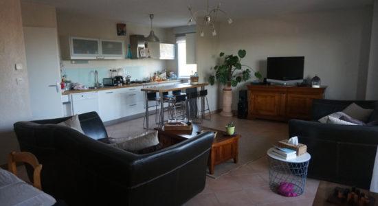 Toulouse Saint Orens – Appartement T4  – 95 m² – 275000  €