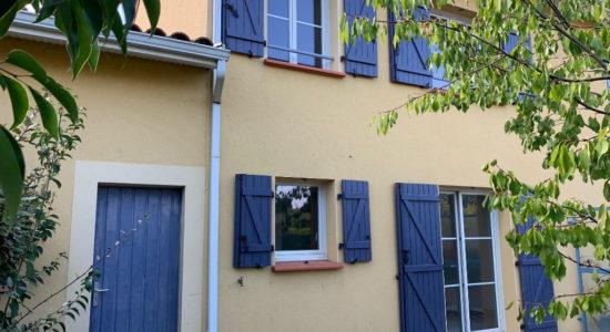 Maison Cornebarrieu 4 pièce(s), jardin et garage – 214000 €