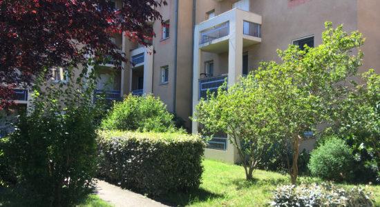 Appartement Toulouse 2 pièce(s) 48 m2 – 119500 €