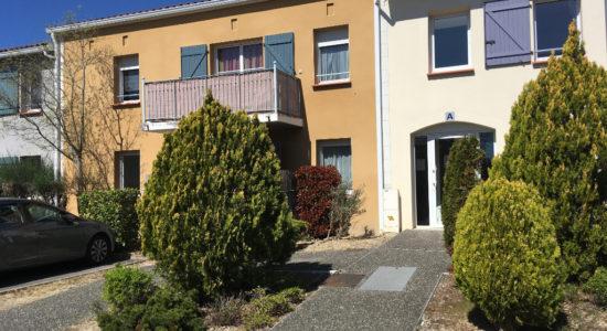 Appartement  2 pièces – Cornebarrieu – 33 m² – 89500 €