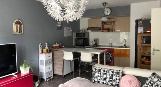 Appartement Saint Alban 2 pièce(s) 45 m2 – 134750 €