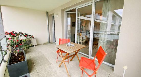 BLAGNAC T2 CENTRE-VILLE – 172000 €