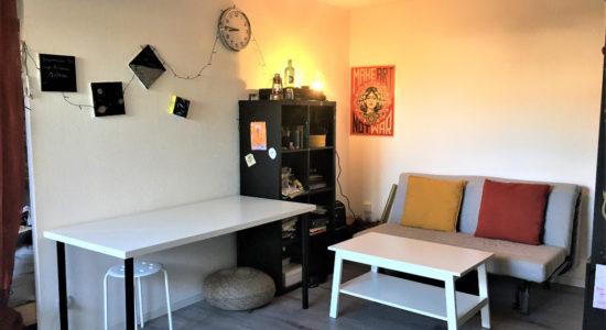 Appartement Toulouse Lardenne –  T1 BIS  – 30 m2 – 98000 €