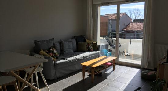T3 Plaisance du Touch avec balcon et parkings – 660.54 €