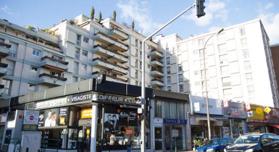T3 Bonnefoy avec loggia et parking – 820 €