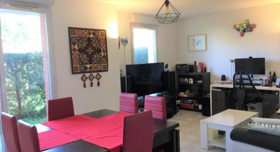 Appartement Tournefeuille 2 pièce(s) 43.77 m2 – 139900 €