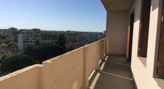 T4 Saouzelong/Rangueil avec balcon et parking – 818.96 €