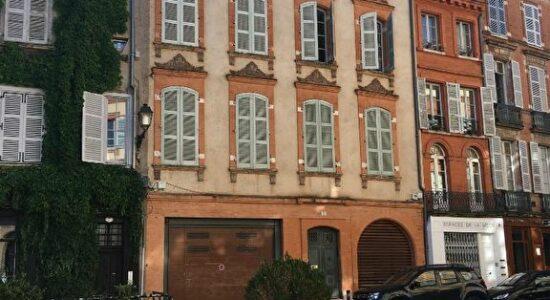 T2 Carmes/Saint Etienne – 681.21 €