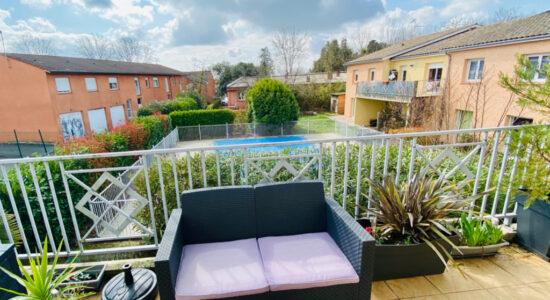 Appartement Montastruc La Conseillere 4 pièce(s) – 256800 €